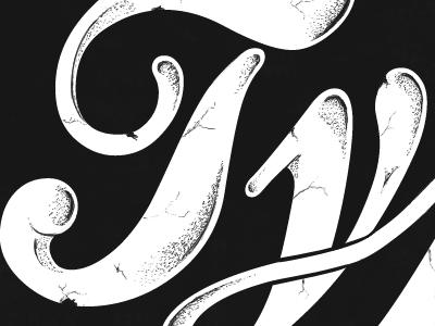 Aged Type typography illustration type