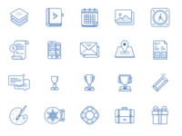 ActiveCampaign 128px Icons