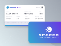 Spaced dribbble2