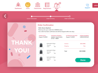 shopping process webdesign ui dailyui