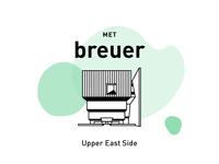 Met Breuer.