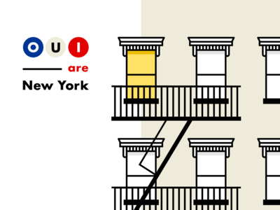 Oui Are New York.