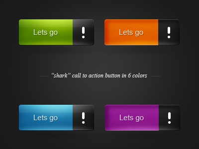 Shark - Free Call to Action button button call to action shark free