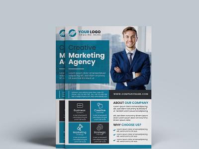 Corporate Flyer Design leaflet design leaflet creative flyer creative design illustration vector template flyer design corporate flyer branding logo motion graphics graphic design 3d animation ui