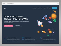 Codeplace Homepage