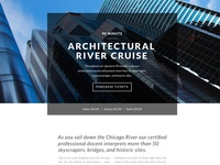 Architectural River Cruise