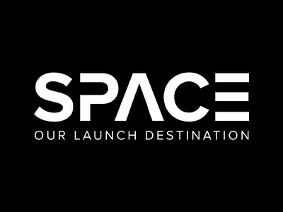 Space – Coming Soon space branding logo web agency marketing mockups launchpad lab