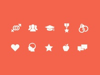 Catharsis Blog Icons
