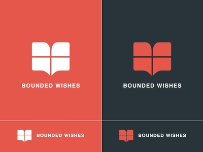 Bounded Wishes Logo branding logo launchpad lab