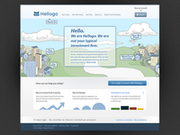 Hellogo Investment Front Page