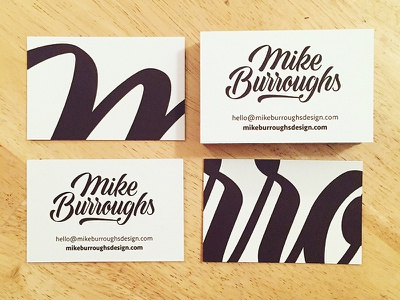 New Business Cards lettering logo businesscards branding