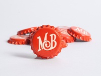 Mighty Brewing Bottle Caps