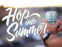 Hop Into Summer