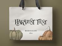 Harvest Fest Bag