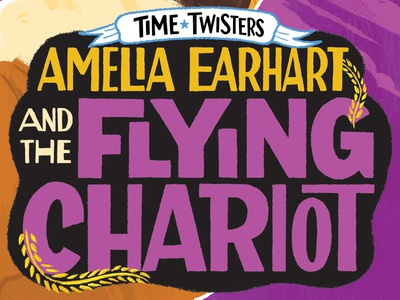 Time Twisters - Amelia Earhart