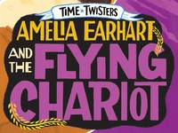 Time Twisters - Amelia Earhart