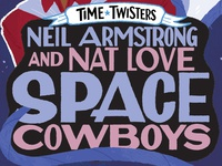 Time Twisters - Neil Armstrong & Nat Love