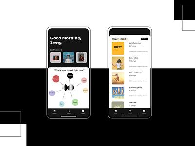 Music Player dailyui010 design app uxdesign dailyuichallenge music app music player ui dailyui