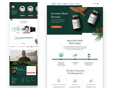 eCommerce Website Design ecommerce design ecommerce visual design webdesign ui