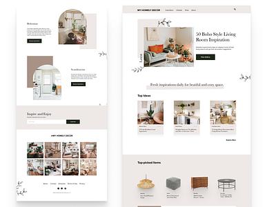 Home Blog Homepage Design blog design blog branding ui website design webdesig homepage homepage ui
