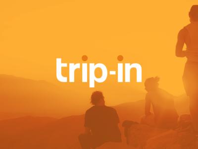 Trip-in - Logo