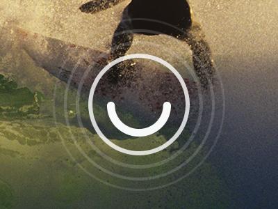 [secret] voting voting icon illustration pulsate ui ux ios mobile iphone