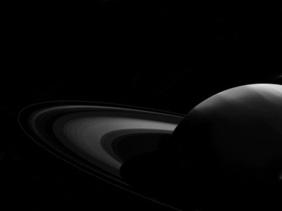 Saturn clean minimalist sketch rings apple pencil apple universe grayscale black and white planet space saturn