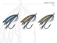 Trout Opener | Spey Flies