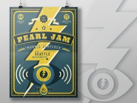 Pearl Jam (See attached images)