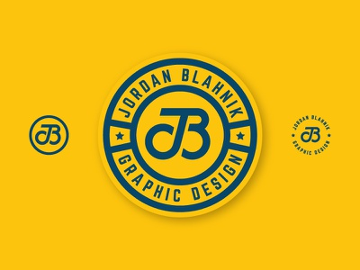 Badge | Stickers sticker badge monogram mark logo brand