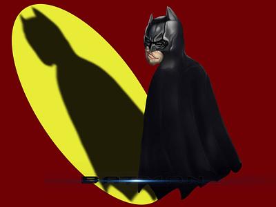 BATMAN #3 : The Dark Knight Rises caricature illustration art design dc comic the dark knight photoshop illustration batman art