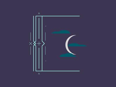 C 2015 Nighttime 36daysoftype 36daysoftype-c typography c