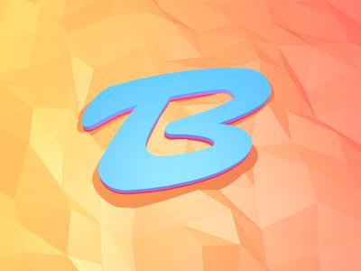 B 2015 cinema4d typography 36daysoftype 36daysoftype-b