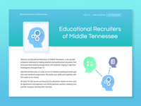 Educational Recruiters Dribbble