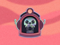 Astro Skull
