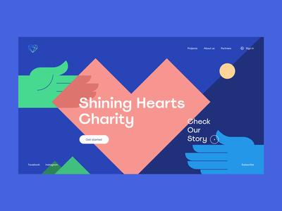 Shining Hearts Charity
