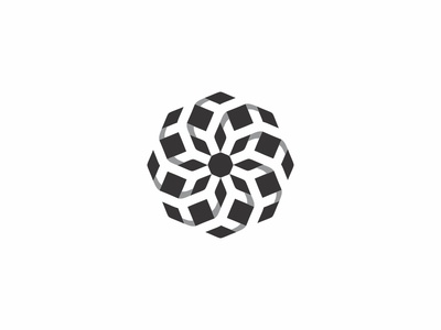 Arabesque design symbol icon mark logo identity line geometry octagon arabesque