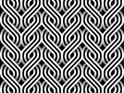 Braid pattern lineart lines line 2d 3d plait