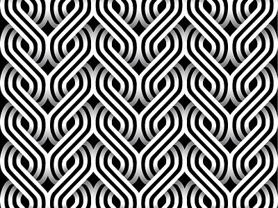 Braid pattern lineart lines line 2d 3d plait