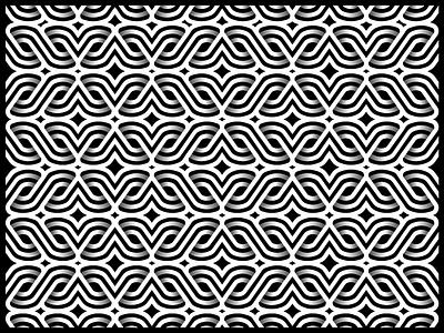 Filigree pattern white black filigran filigree pattern line art 3d 2d vector line