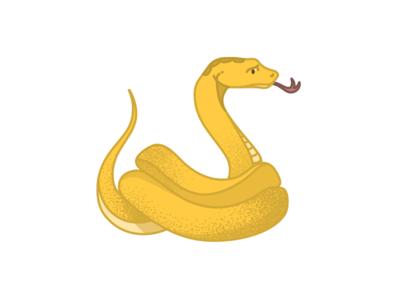 Sssssssnake exploration doodle illustration snake