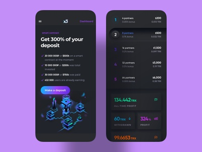 crypto wallet dashboard screens mobile dark neumorphism cta smart contract financial ethereum bitcoin banking finance blockchain cryptocurrency wallet neumorphism dark mobile screens dashboard crypto wallet vinocosta ilyaddkv crypto design roobinium