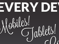 Mobiles! Tablets!