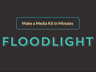 Make a Media Kit in Minutes