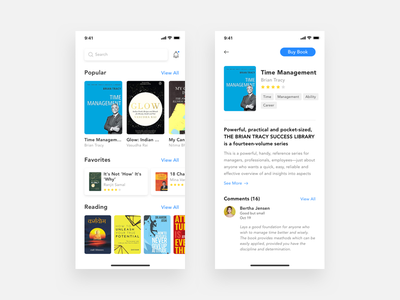 App for learn Meditation Book ecommerce design ecommerce app ui ux ux ui designer hanoi mobile app