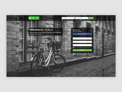 Who I Use ux ui designer hanoi ui ux web design