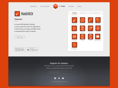 MobiCODE Web Design