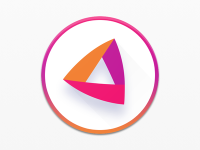App Icon! app round round icon colorful android arkwerk app icon icon