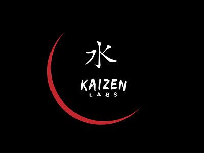 Kaizen Labs Logo Design. vector logo illustration