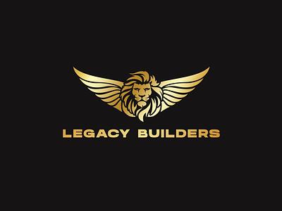 Legacy Builders Logo Design. vector logo illustration